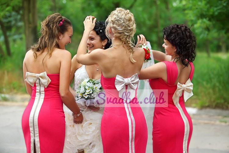 Платье для свидетельницы от svadba.club