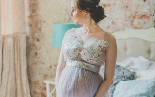 Свадебное платье для беременных svadba.club