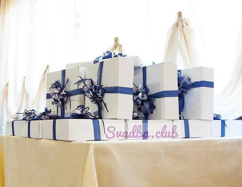 оригинальные подарки гостям на свадьбе от молодоженов