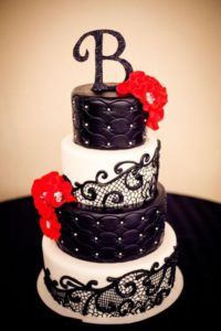 Торт на годовщину свадьбы 3 года