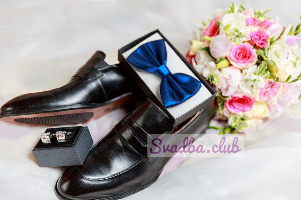 Подготовка к свадьбе: обувь для жениха