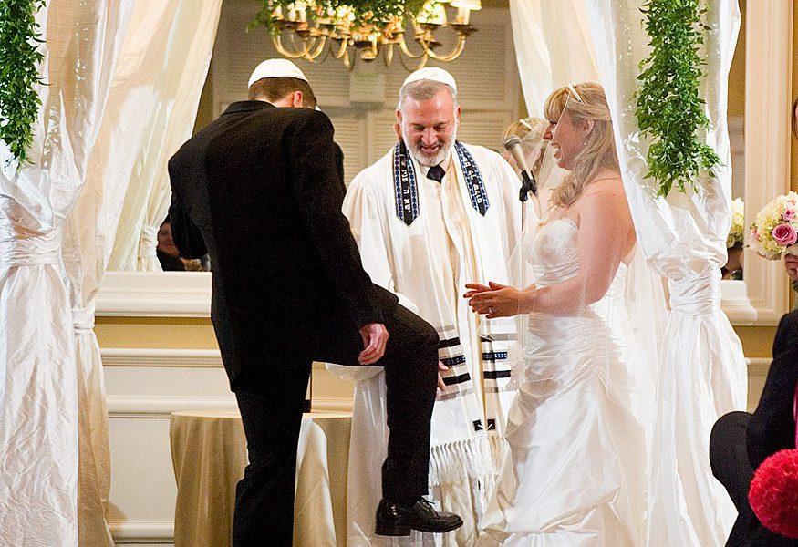 Израильская свадьба