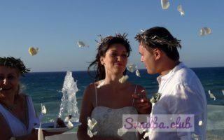 Греческая свадьба