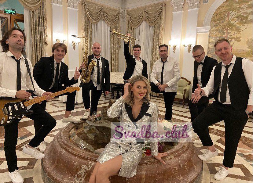 Музыканты на свадьбу-группа Radio Band
