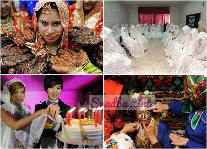 Свадебные традиции- статья на свадебном портале